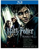 Harry Potter Years 1-7 Part 1 Gift Set [Blu-ray]