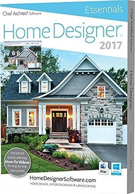 Home Designer Essentials 2017 [Mac]