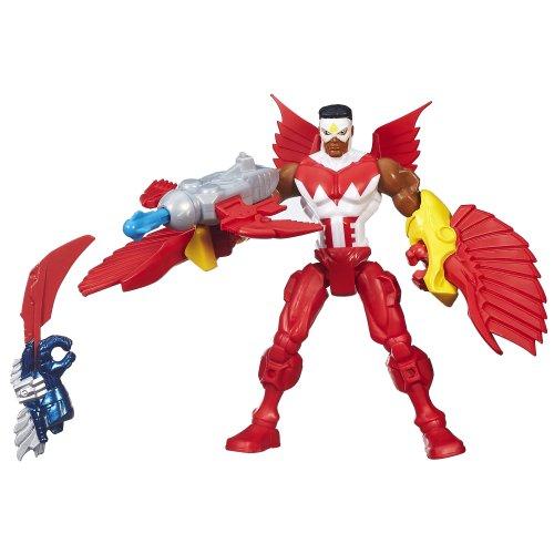 Marvel Super Hero Mashers Marvel's Falcon Figure