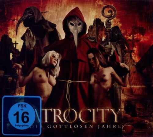 Atrocity - Die gottlosen jahre(2 DVD+CD)