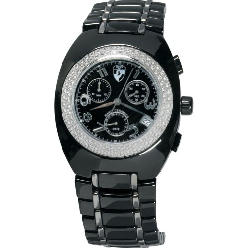 Raku Watches by Heys USA H096835-BLK