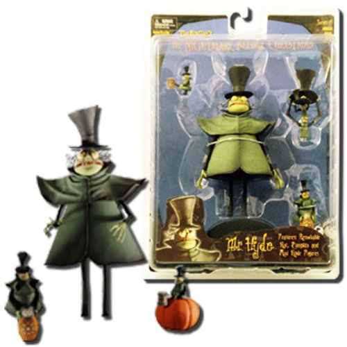 For Sale Nightmare Before Christmas Series 6 Mr Hyde Action Figure Industrial Size Kwesi Pasko Dare One under his top hat, and the second under that top hat of the first one, remember that now. google sites