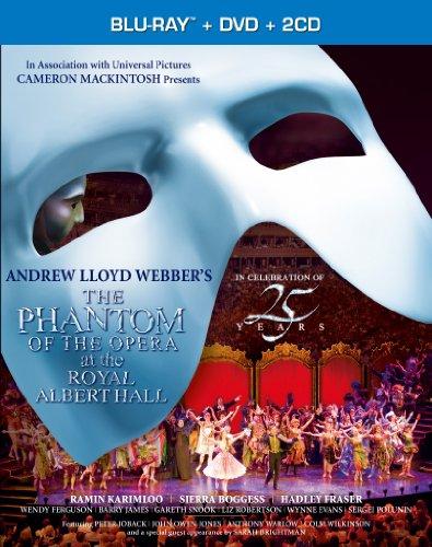 オペラ座の怪人 25周年記念公演 in ロンドン 豪華BOXセット(初回生産限定) [Blu-ray]
