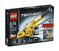 LEGO Technic Tracked Crane 9391 by LEGO