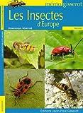 echange, troc MARTIRE Dominique - Les insectes d'Europe - MEMO