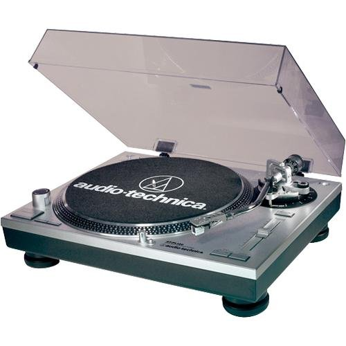 Review Audio Technica AT-LP2DPRO LP-Record to Digital Recorder Turntable to PC Solution