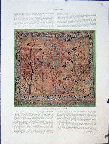 Alfombras persas antiguas for Alfombras persas