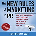 The New Rules of Marketing & PR 2.0 (       UNABRIDGED) by David Meerman Scott Narrated by Sean Pratt