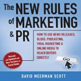 img - for The New Rules of Marketing & PR 2.0 book / textbook / text book