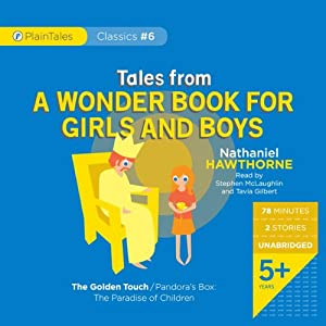 Tales from 'A Wonder Book for Girls and Boys' Audiobook
