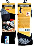 THERMOFORM © Unisex High Performance Laufsocken Jogging Socken Ideal für