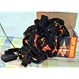 ASCENSION Niwar Patti Strip Multi Colour / Function Decoration Lighting For Diwali Christmas Rice Lights Serial...