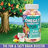 L'il Critters Omega 3 Smart Gummies for Smart Kids!
