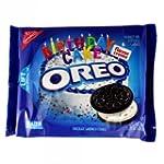 OREO Birthday Cake Creme 15.25 OZ (432g)