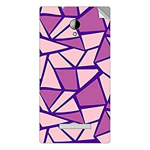Garmor Designer Mobile Skin Sticker For ZEN CINEMAX 1- Mobile Sticker