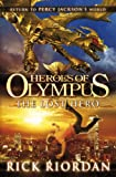 """Heroes of Olympus - The Lost Hero"" av Rick Riordan"