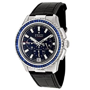 Zenith El Primero Stratos Flyback Men's Automatic Watch 45-2062-405-21-C714