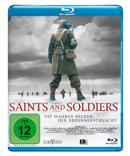 Saints and Soldiers [Alemania] [Blu-ray]