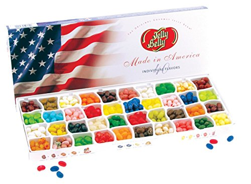 Jelly Belly 40 Flavor Jelly Bean Patriotic Gift Box (Jelly Belly 40 Flavors compare prices)