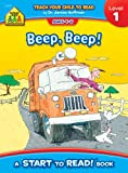 Beep, Beep! Start to Read! Level 1 (0887430074) by Gregorich, Barbara