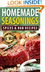Homemade Seasonings, Spices & Rub Rec...