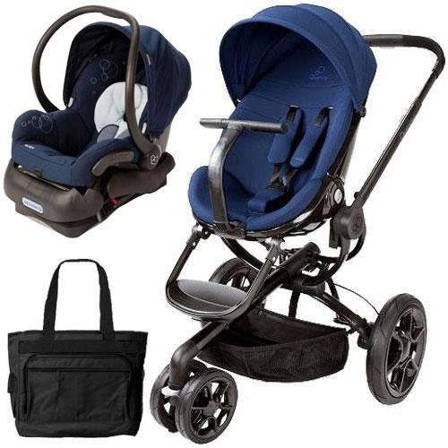 Quinny CV078BFP Moodd Stroller Travel System With Diaper