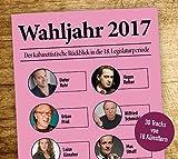 Hagen Rether 'Wahljahr 2017 - Der kabarettistische Rückblick in die 18. Legislaturperiode: WortArt'