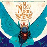 The Man in the Moon (Guardians of Childhood) by William Joyce cover image