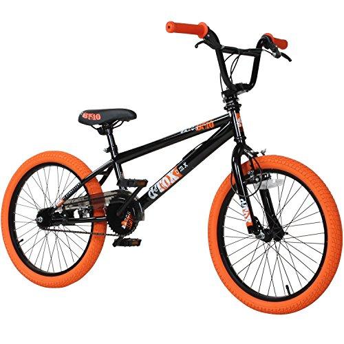 20-BMX-deTOX-Freestyle-Kinder-BMX-Anfnger-Farbeschwarzorange