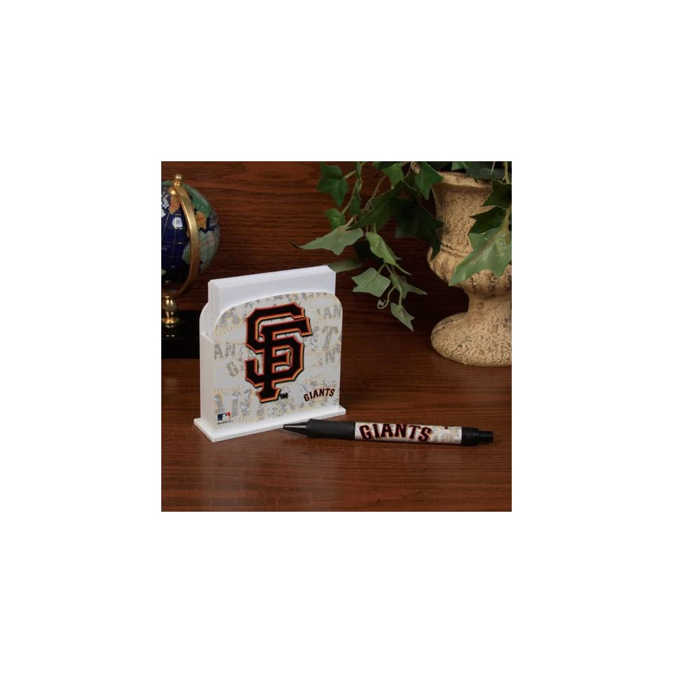 MLB San Francisco Giants Stationary Desk Caddy