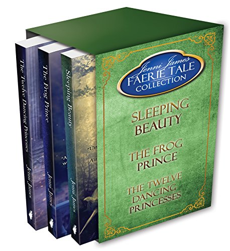 Jenni James - Faerie Tale Collection Box Set #3: Sleeping Beauty, The Frog Prince,The Twelve Dancing Princesses (English Edition)