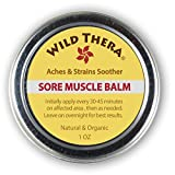 SALE. Sore Muscle Balm. Use directly after Muscle Roller & TENS machine. For Muscle Aches, Soreness, Cramps, Bursitis, Carpal Tunnel, Back pain, Neck pain, Knee pain & stiffness. Natural Relief.