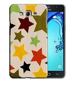 PrintFunny Designer Printed Case For Samsung On 7