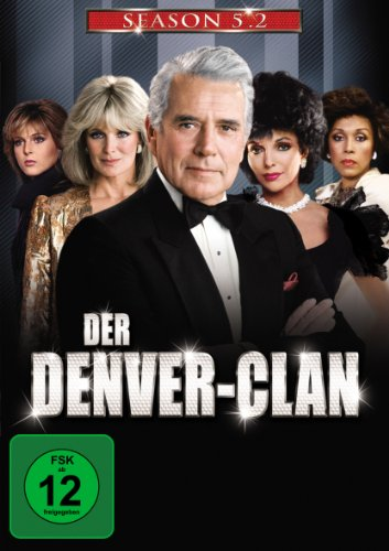 Der Denver-Clan - Season 5, Vol. 2 [4 DVDs]