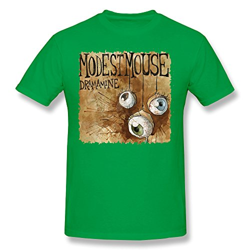 cxone-modest-mouse-dramamine-t-shirt-for-mens-forestgreen-s