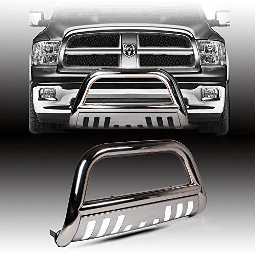 Mircopower Bull Bar Skid Plate 3