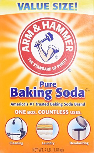 Arm & Hammer Baking Soda-4LB (01170) by Church & Dwight (4lb Arm And Hammer Baking Soda compare prices)