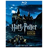 Harry Potter: Complete 8-Film Collection [Blu-ray] ~ Daniel Radcliffe
