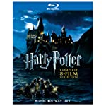 [US] Harry Potter: The Complete 8-Film Collection (2001-2011) [Blu-ray]