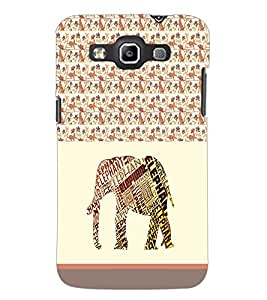PrintDhaba Typography D-5962 Back Case Cover for SAMSUNG GALAXY WIN i8552 (Multi-Coloured)
