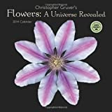 Flowers: A Universe Revealed 2014 Wall Calendar