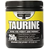 Prima Force Taurine Diet Supplement, 250 Gram