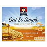 Quaker Oat So Simple Morning Bars - Golden Syrup 5 Pack 5x5x35g