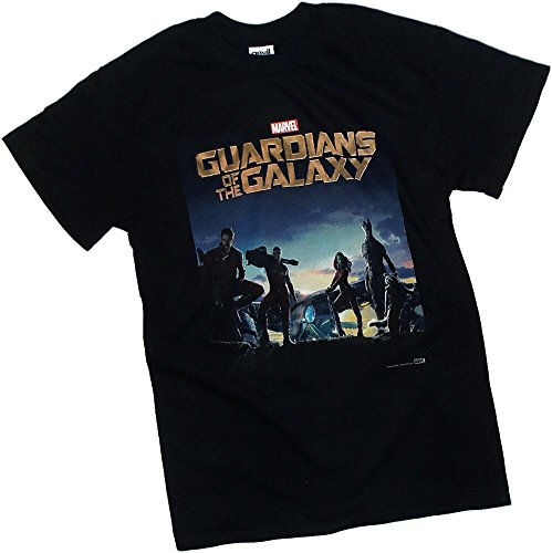 Poster -- Guardians Of The Galaxy T-Shirt