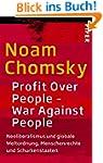Profit Over People - War Against Peop...