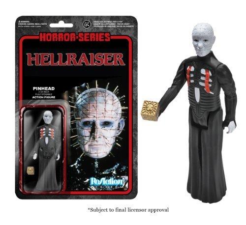 Funko Horror Classics Pinhead ReAction Figure by Hellraiser