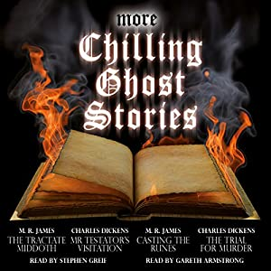 More Chilling Ghost Stories Audiobook