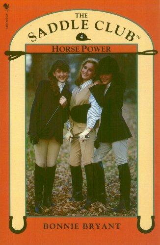 Saddle Club Book 4: Horse Power