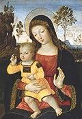 Virgin and Child Bernardino Pintoricchio