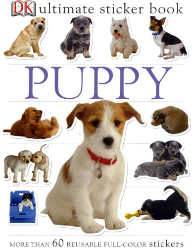 Penguin Group Puppy Sticker Book